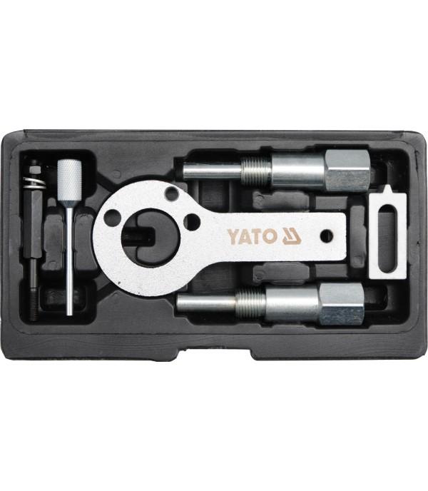 Фиксаторы газораспределительной системы двигателей авто группы OPEL 1.9 CDTI 2.0 CDTI (6пр) Yato YT-06013