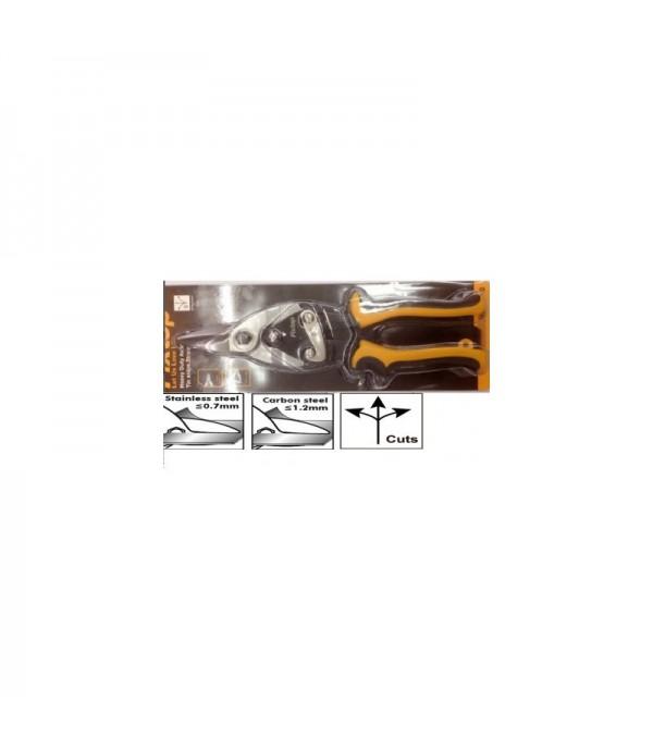 Ножницы по металлу 250ммL (правый рез) Fixtop 10702