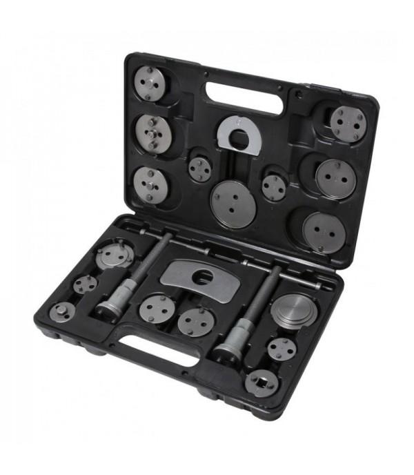 Набор для обслуживания тормозных цилиндров 21пр. (право/левосторонний привод) в кейсе Forsage F-65806