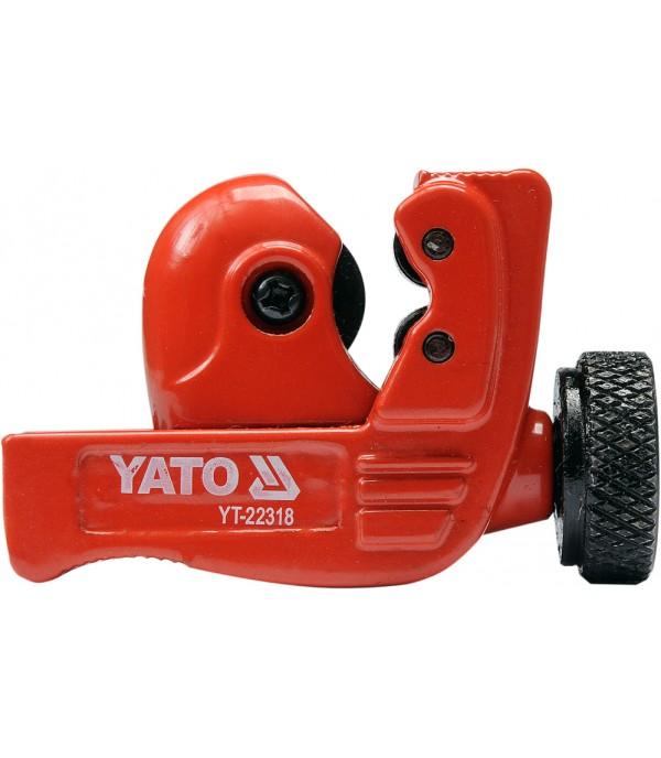 Труборез для ПВХ, Al, Cu 3-22мм Yato YT-22318