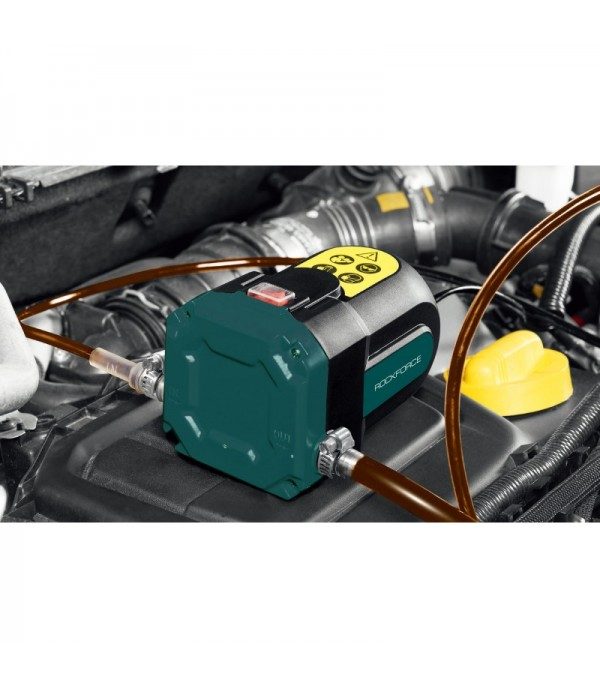 Насос для перекачки дизельного топлива(12V, 60W, 70dB, max t работы-30мин, 0.2-1.5 л/мин) Rock FORCE RF-HC800