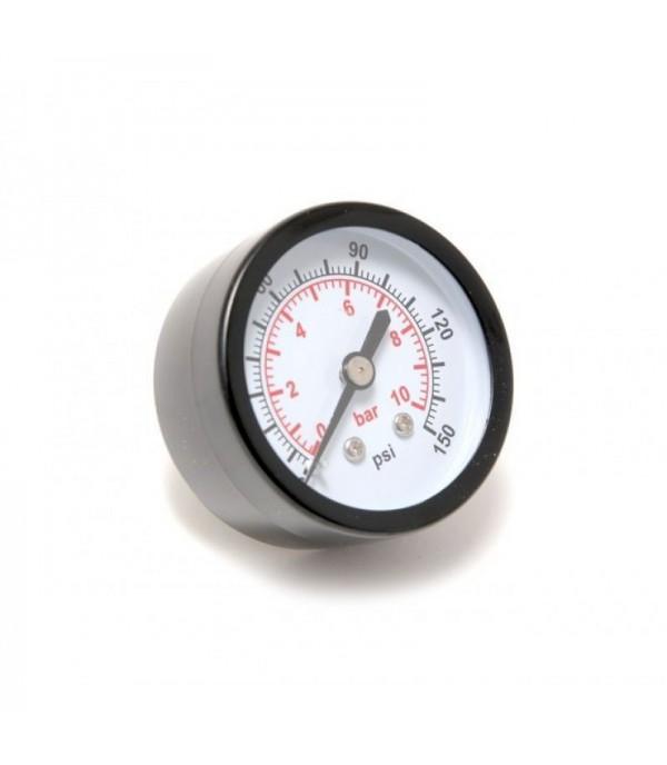 Индикатор давления манометр 1/4''10bar(D-40мм) Forsage F-Y40-2