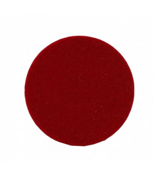 Губка для полировки самоцепляющаяся 150мм (цвет оранжевый) Rock FORCE RF-PSP150W/O