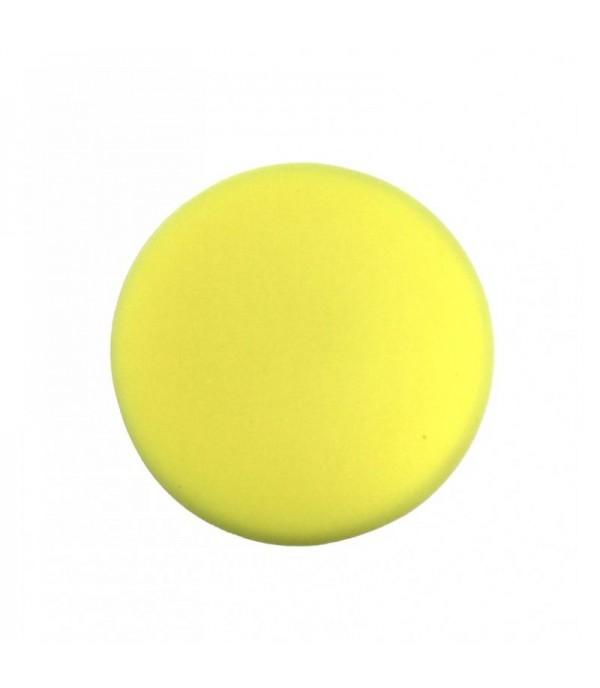 Губка для полировки самоцепляющаяся 150мм (цвет желтый) Rock FORCE RF-PSP150W/Y