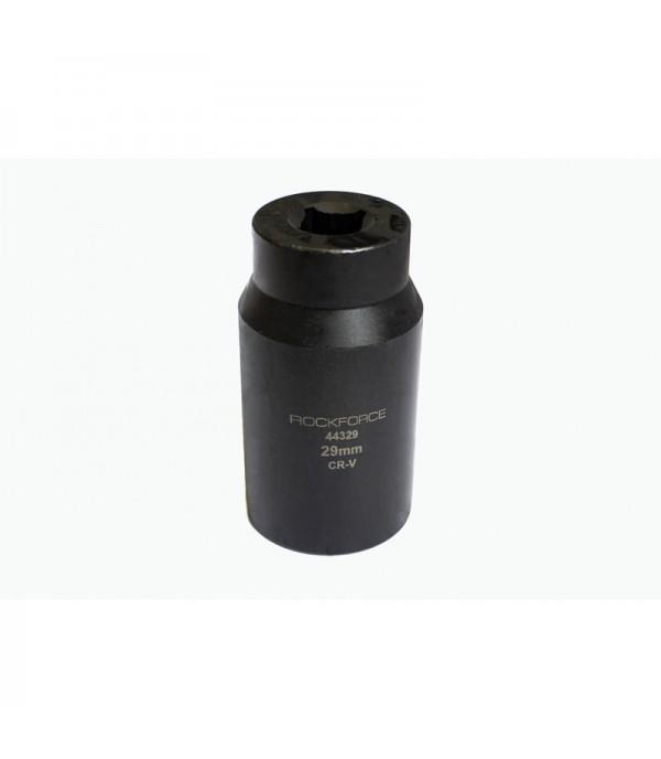 Головка разрезная для снятия дизельных форсунок 29мм 1/2''6гр. Rock FORCE RF-44329