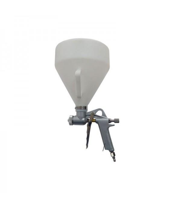 Краскораспылитель с верхним пластиковым бачком (3л; сопло 4, 6, 8мм; 4.8bar, 227-398л/мин) Partner 8300
