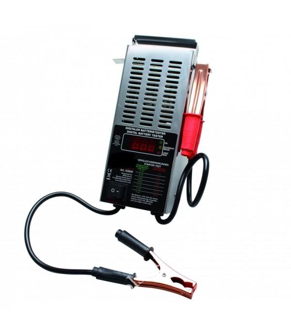 Тестер аккумуляторных батарей цифровой (12V, 100А) Forsage F-8311