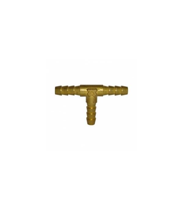 Тройник T-образный елочка 8мм APRO B1274A-8