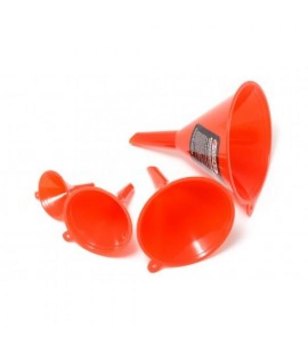 Набор воронок пластиковых, 4пр.(Ø:45, 65, 90, 115мм,L:60, 90, 125,155мм) Forsage F-887FU4