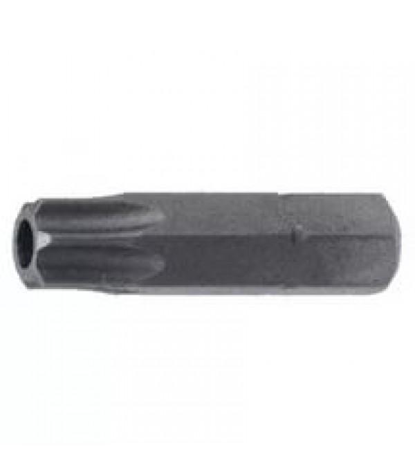 """Бита TORX T30H х 25ммL с отверстием 1/4""""(6.5 мм) Rock FORCE 1272530"""