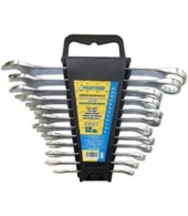 Набор ключей комбинированных 12пр (8, 10-17, 19, 22, 24мм) Partner PA-3412MP
