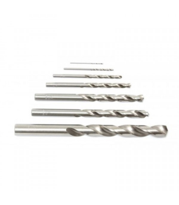 Сверло по металлу 8.5мм HSS (10шт) Forsage F-DSP85