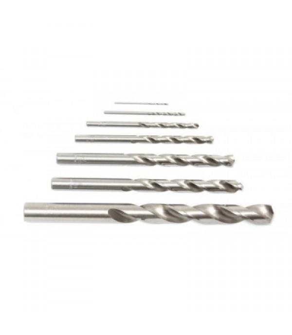 Сверло по металлу 9.5мм HSS (10шт) Forsage F-DSP95