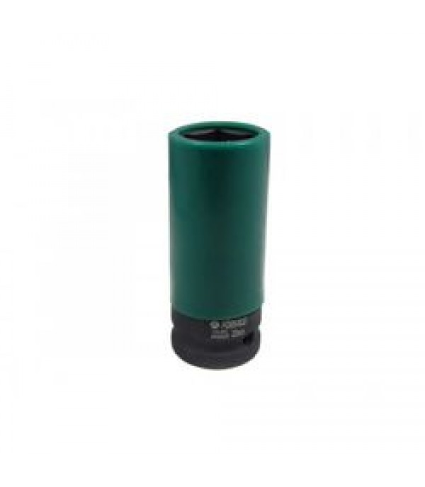 """Головка глубокая для литых дисков с защитным кожухом 22мм 1/2"""" Forsage F-4458522C"""