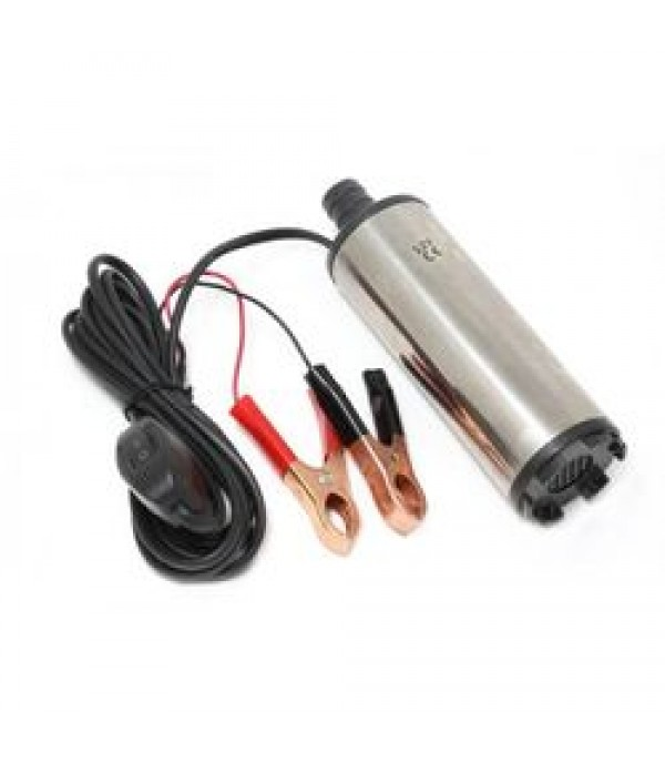 Насос для перекачки топлива (24V, 60W, 30л/мин, Ø51мм, Ø выходного отв. 19мм) Forsage F-ST33-14