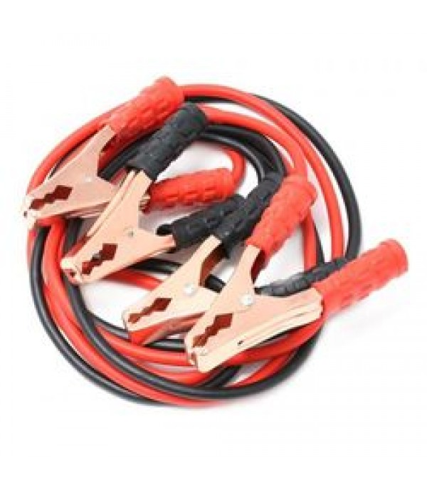 Стартовые провода 500 Aмпер в чехле, 3м, морозостойкая изоляция Forsage F-884S5