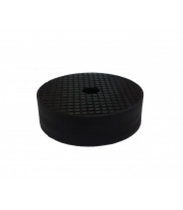 Резиновая накладка для домкрата (диаметр 100 мм, толщина 30мм) Forsage F-TRY8011