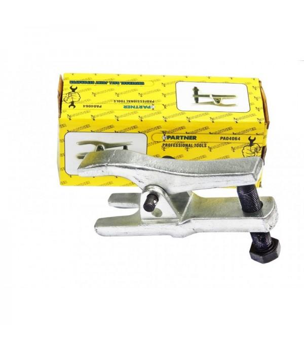 Съемник шаровых опор и рулевых наконечников переставной 19 мм PARTNER PA-04064