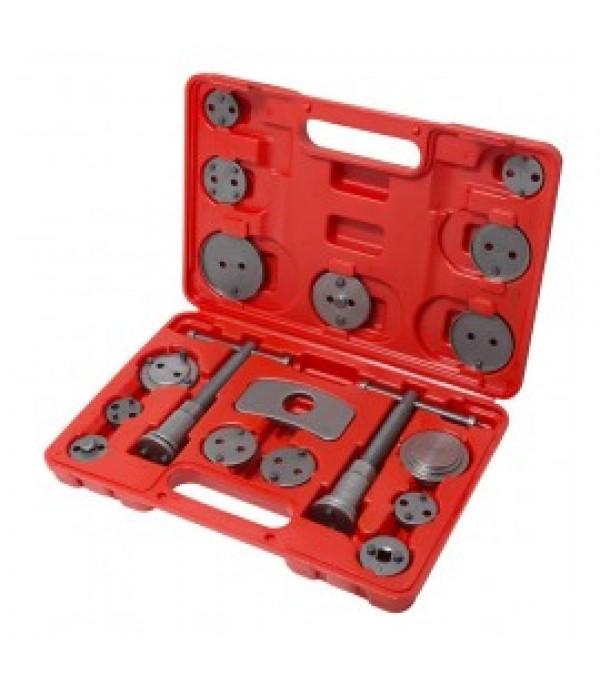 Набор для обслуживания тормозных цилиндров 18пр. (право/левосторонний привод), в кейсе Partner PA-65805