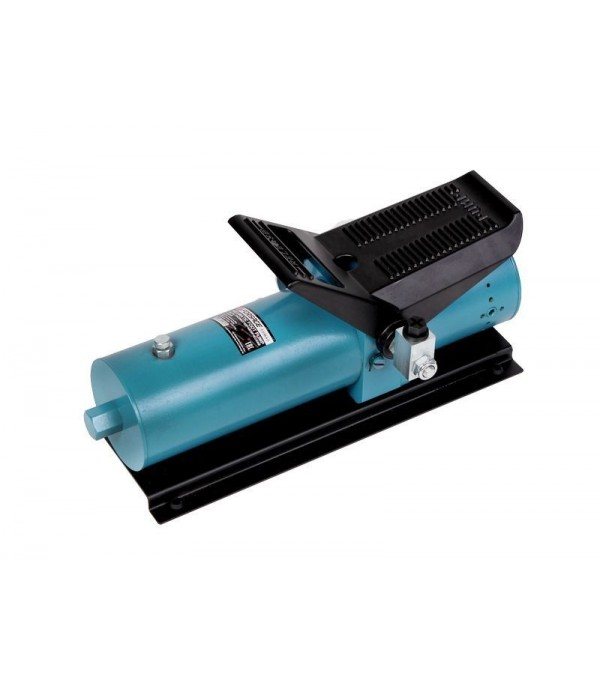 Насос пневмогидравлический ножной (объем масла - 0.625л, давление - 700 bar ) Forsage F-0100-4-1