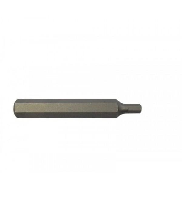 Бита 6-гранная H5х75ммL,10мм Rock FORCE 1747505