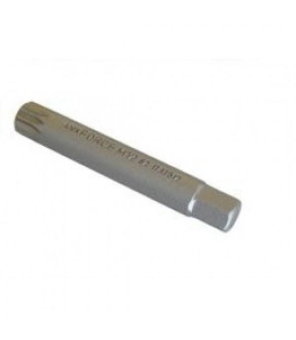 Бита 6-гранная Ribe M12х75ммL, 10мм Rock FORCE RF-1797512