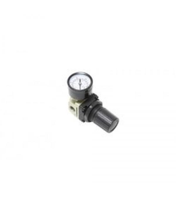 "Регулятор давления воздуха с индикатором 1/4""(F)x1/4""(F) (0-10bar) Forsage F-2000-02"