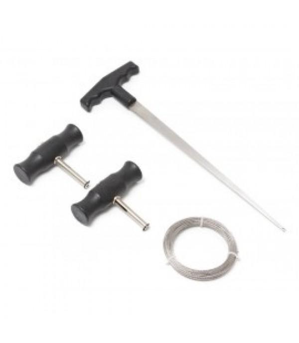 Набор инструментов для замены ветрового стекла, 4пр. Forsage F-904M5