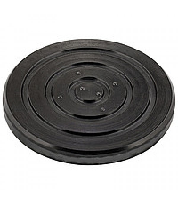 Резиновая накладка для домкрата (D122мм,толщина 31мм) APRO 16552