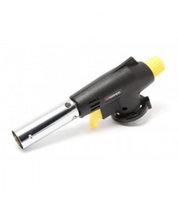 Горелка газовая на цанговый баллон с пьезорозжигом (t-1300гр.), в блистере Forsage F-162GB