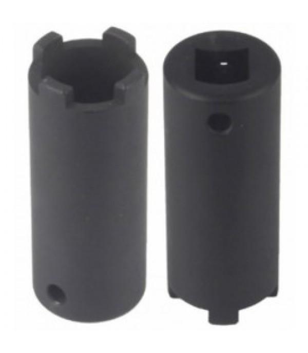 Головка шлицевая для дизельных форсунок г, на пластиковом держателе Rock FORCE RF-401109
