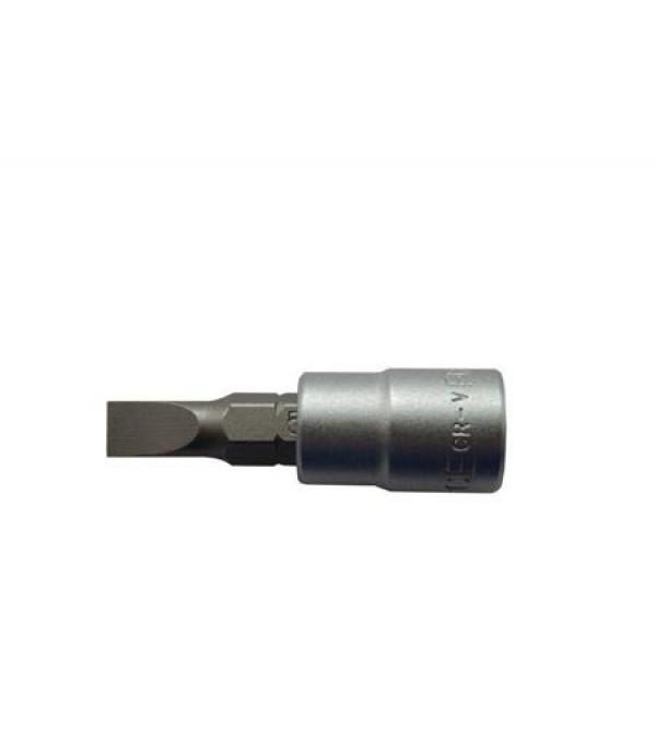"""Головка бита шлицевая 4мм 1/4"""" Rock FORCE RF-3233204"""