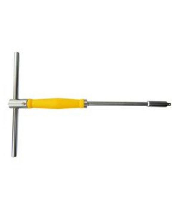 """Вороток Т-образный с вращающейся ручкой 1/2""""(300мм) Partner PA-CH-555"""