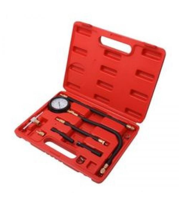 Набор для измерения давления топлива (0-7bar) 8пр. в кейсе Forsage F-946G08