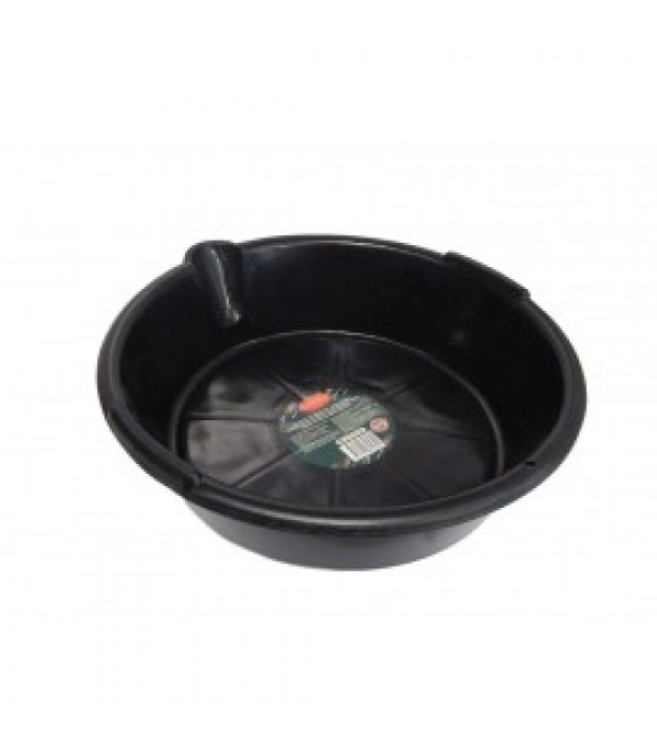 Емкость пластиковая круглая для слива отработанного масла и технических жидкостей 6л Rock FORCE RF-9T3704