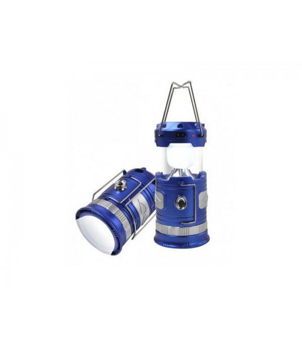 Фонарь трансформер светодиодный аккумуляторный Blue Forsage F-RF-D017(blue)