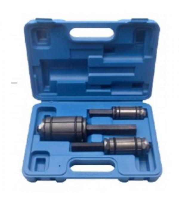 Набор вставок-расширителей для выхлопных труб, 3пр., в кейсе Rock FORCE RF-903T3