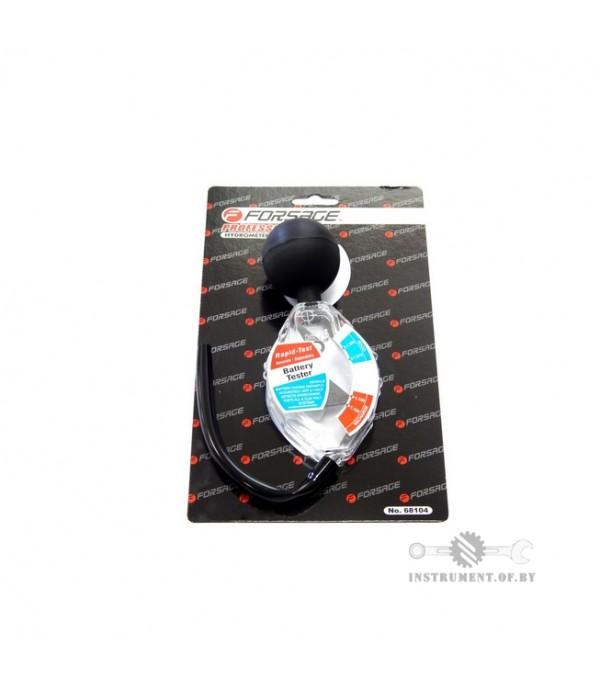 Ареометр для измерения электролита со шкалой FORSAGE 68104