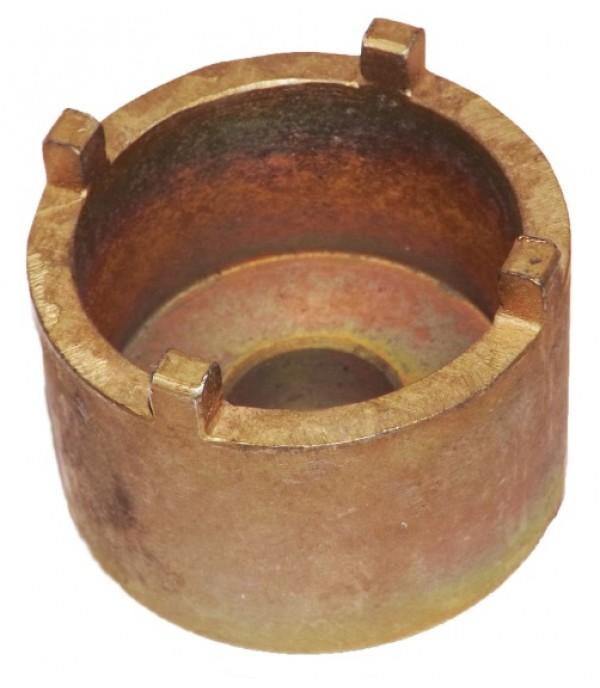Съемник шаровых опор оригинальный на Мерседес ML и ПЕЖО (605,607,608,807) 4 зуба, 65.5 мм APRO 11153