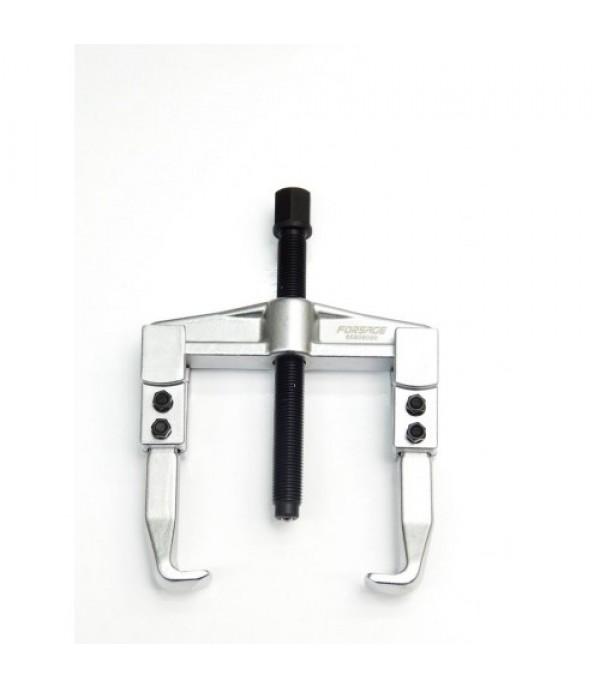 Съемник шестерен двухзахватный профессиональный 130 X 100 мм FORSAGE 65909130