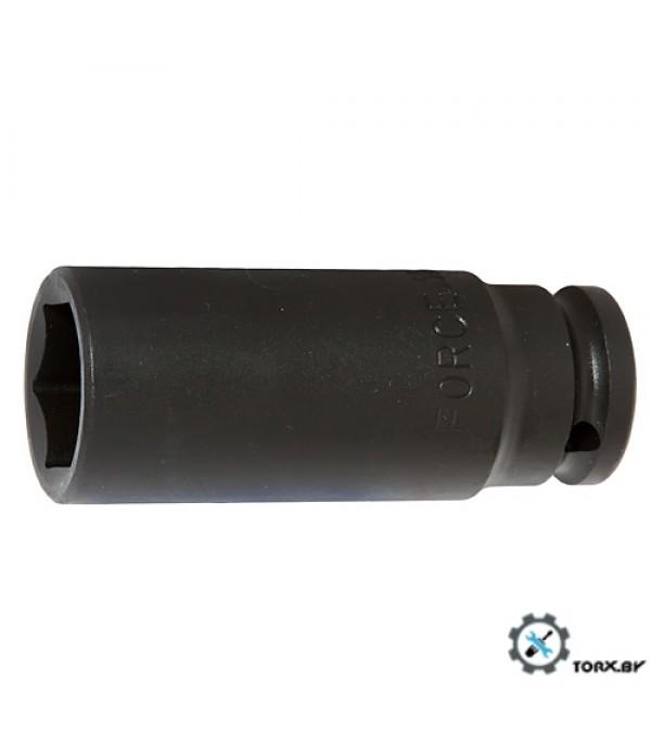 """Головка 6 граней ударная длинная 1/2"""" 32 мм Partner PA-4458532"""