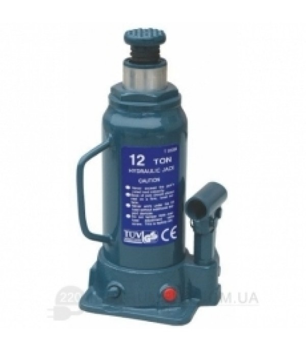 Домкрат столбик бутылочный 12 т Forsage T91207