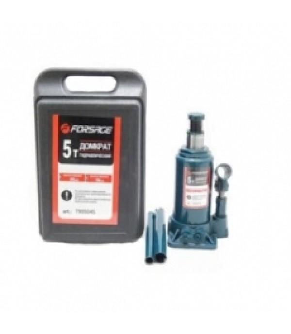 Домкрат столбик гидравлический бутылочный в чехле Forsage T90504S