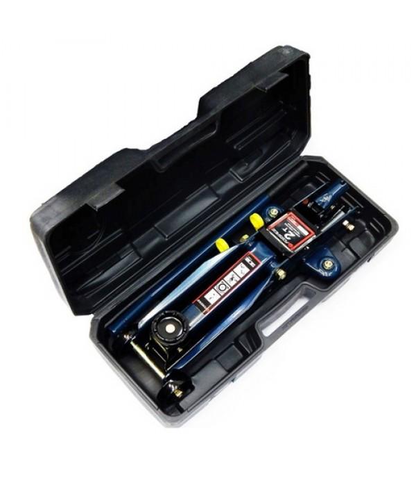 Домкрат в кейсе Подкатной  2 т (min 135 мм, max 385 мм) FORSAGE TH22001C