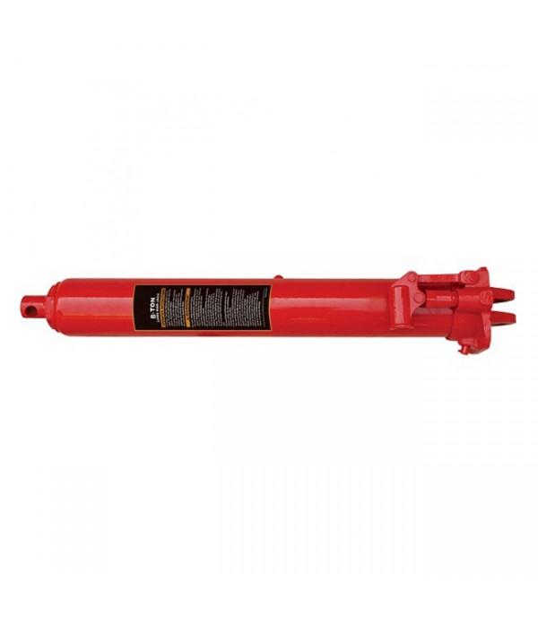 Цилиндр гидравлический удлиненный с двухштоковым насосом 8т (общая длина - 620мм, ход штока - 500мм) FORSAGE F-1208-2