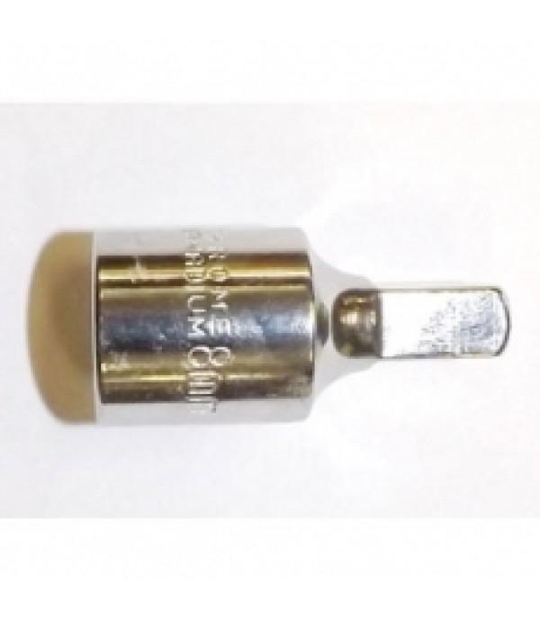 Квадрат 8 мм 1/2 (ключ под сливную пробку для французских авто) FORSAGE 4118MR8