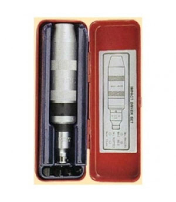 Ударная отвертка с битами Partner PA-5064