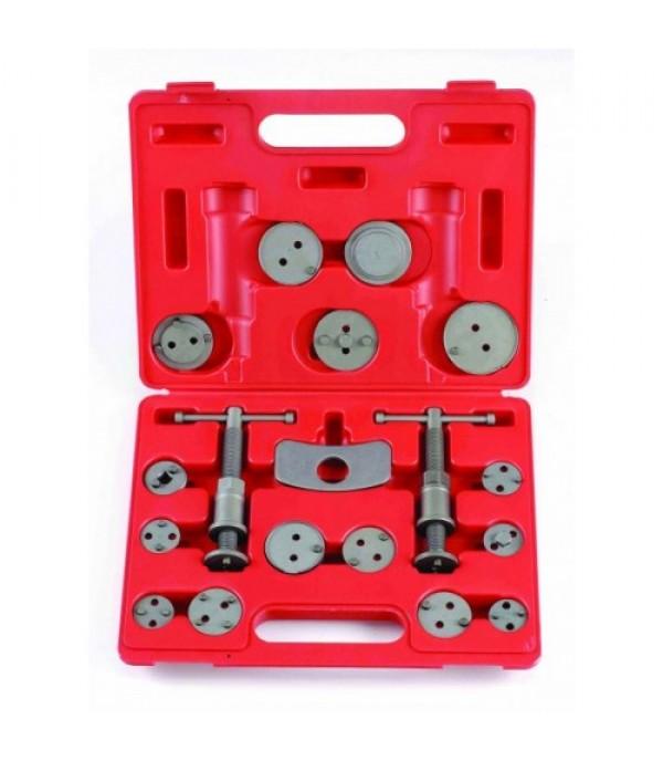 Набор для обслуживания тормозных цилиндров 18 пр (право/левосторнний привод) в кейсе BaumAuto BM-65805(BM-02039)