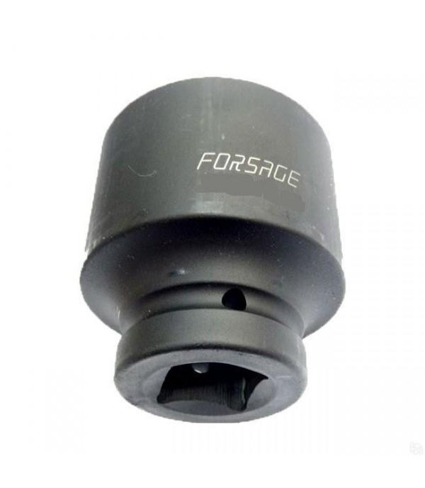 "Головка ударная 6 граней 1""(дюйм) 75 мм Forsage 48575"