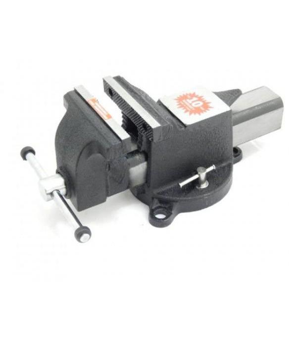 Тиски слесарные стальные поворотные 150 мм Forsage F-6540206A